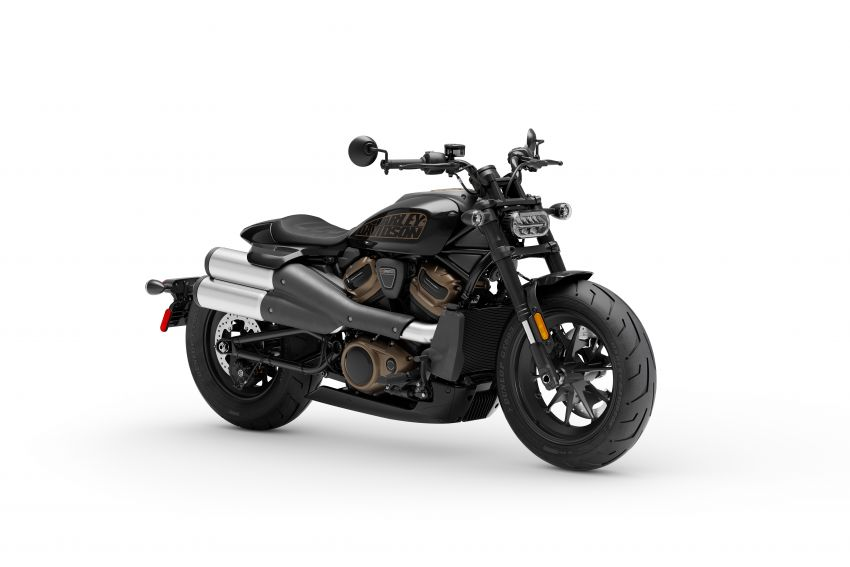 2021 Harley-Davidson Sportster S revealed – 121 hp, 127 Nm of torque, with liquid-cooled 1,250 cc V-twin Image #1318817