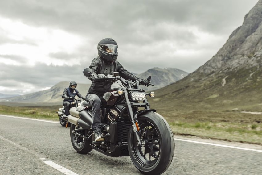 2021 Harley-Davidson Sportster S revealed – 121 hp, 127 Nm of torque, with liquid-cooled 1,250 cc V-twin Image #1318826