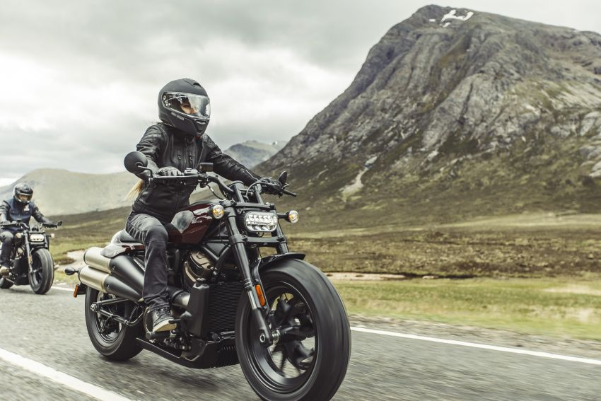 2021 Harley-Davidson Sportster S revealed – 121 hp, 127 Nm of torque, with liquid-cooled 1,250 cc V-twin Image #1318827