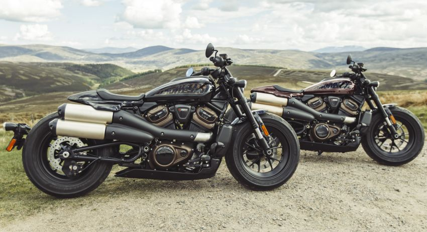 2021 Harley-Davidson Sportster S revealed – 121 hp, 127 Nm of torque, with liquid-cooled 1,250 cc V-twin Image #1318828