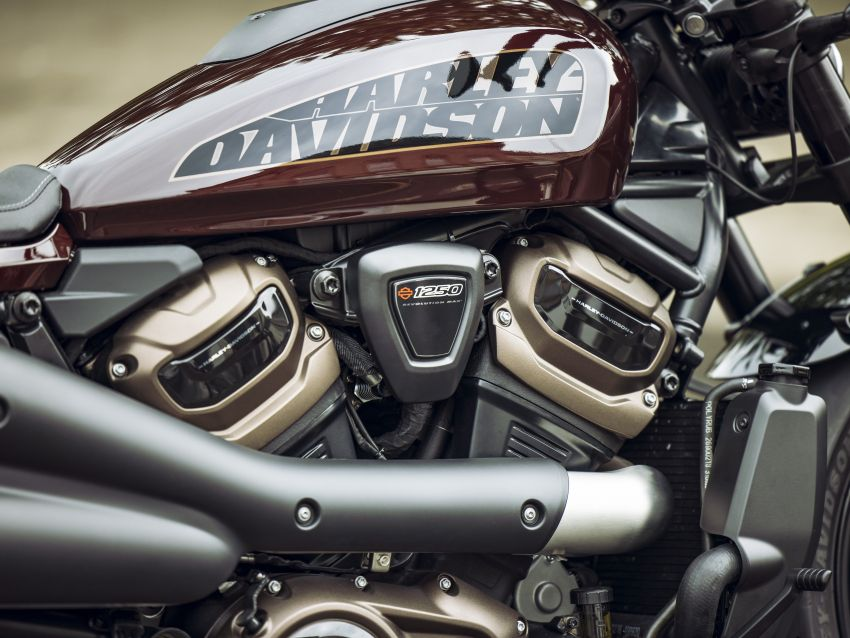 2021 Harley-Davidson Sportster S revealed – 121 hp, 127 Nm of torque, with liquid-cooled 1,250 cc V-twin Image #1318829