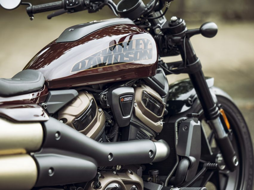 2021 Harley-Davidson Sportster S revealed – 121 hp, 127 Nm of torque, with liquid-cooled 1,250 cc V-twin Image #1318830