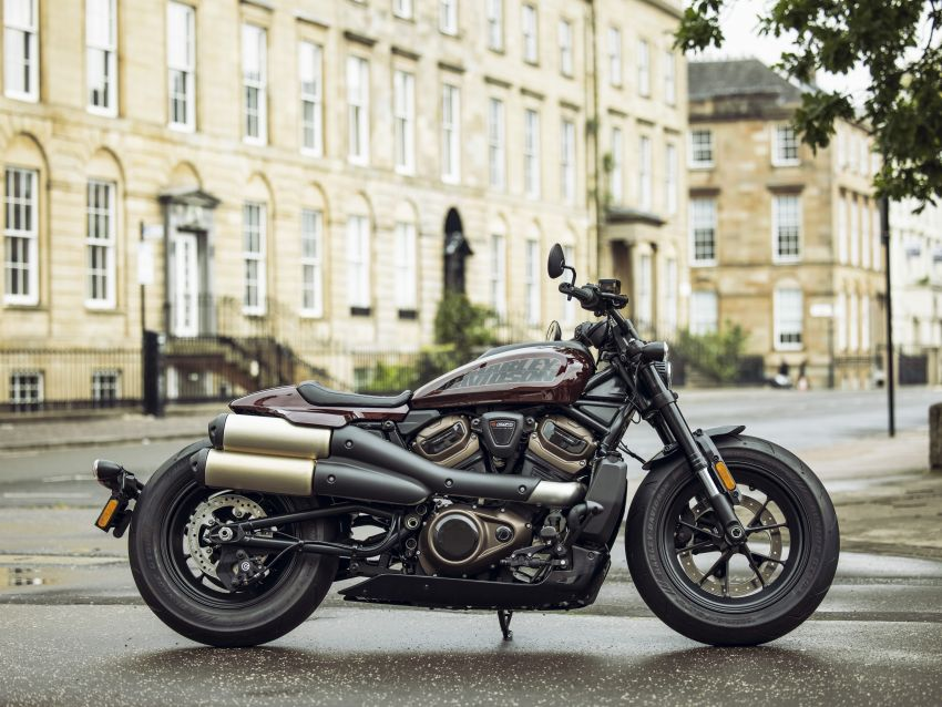 2021 Harley-Davidson Sportster S revealed – 121 hp, 127 Nm of torque, with liquid-cooled 1,250 cc V-twin Image #1318832