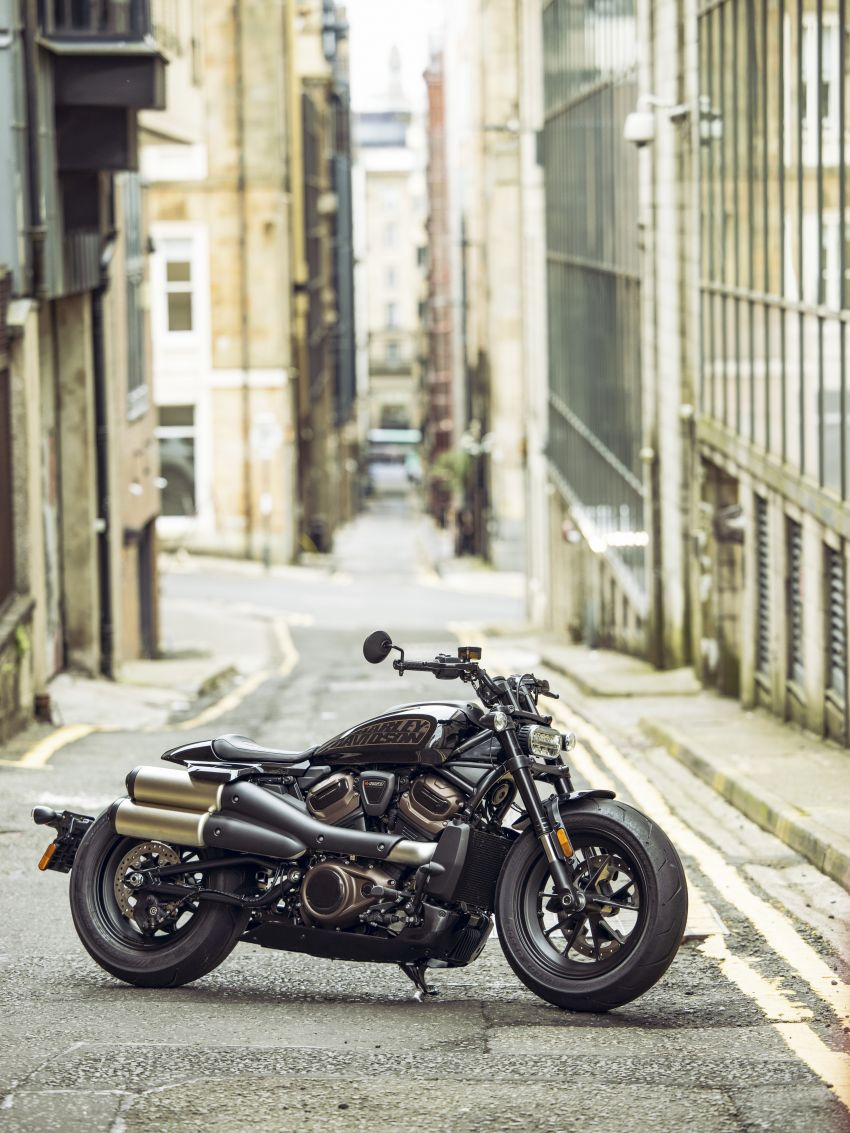 2021 Harley-Davidson Sportster S revealed – 121 hp, 127 Nm of torque, with liquid-cooled 1,250 cc V-twin Image #1318833