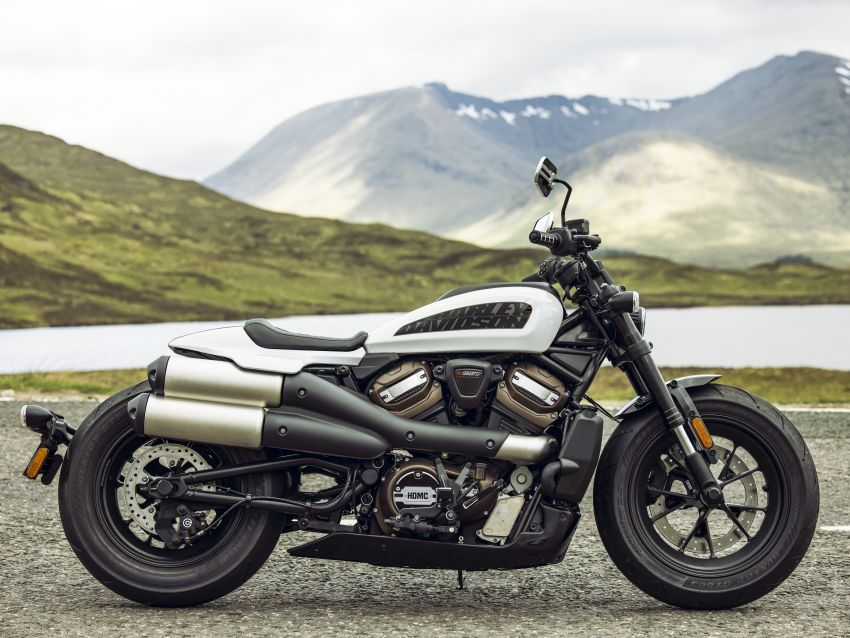 2021 Harley-Davidson Sportster S revealed – 121 hp, 127 Nm of torque, with liquid-cooled 1,250 cc V-twin Image #1318834