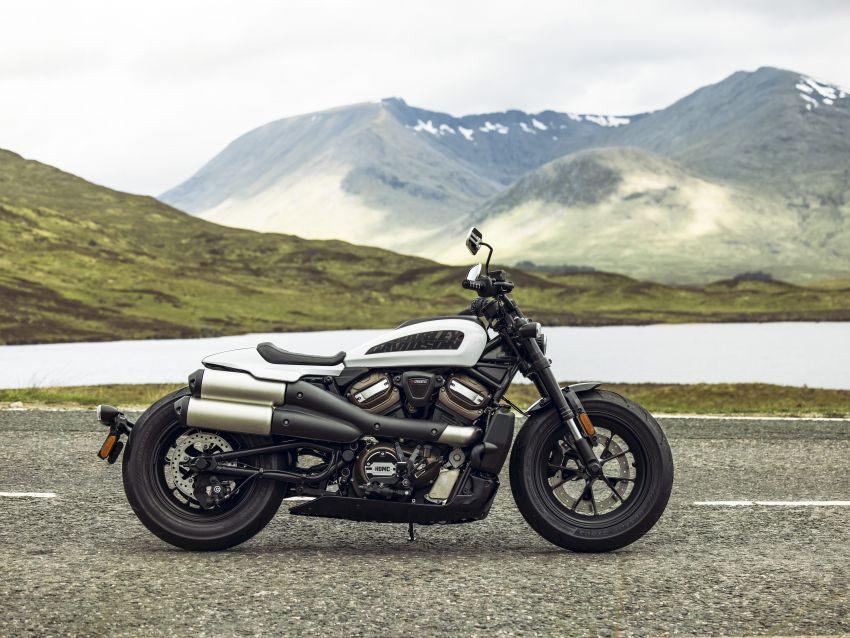 2021 Harley-Davidson Sportster S revealed – 121 hp, 127 Nm of torque, with liquid-cooled 1,250 cc V-twin Image #1318835