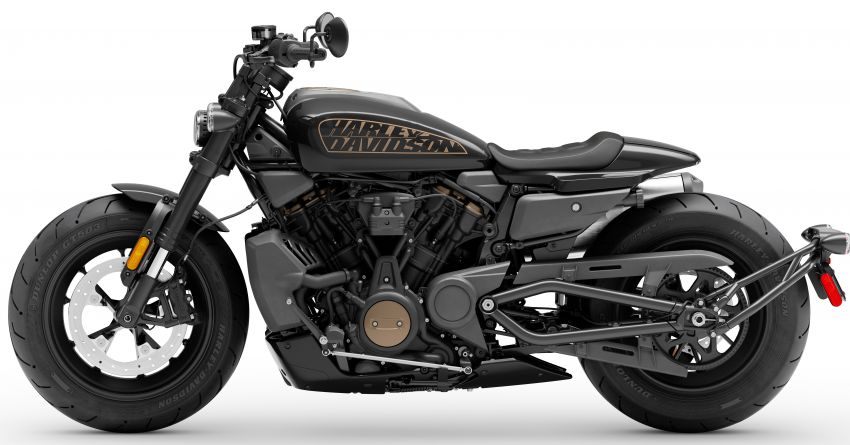 2021 Harley-Davidson Sportster S revealed – 121 hp, 127 Nm of torque, with liquid-cooled 1,250 cc V-twin Image #1318818