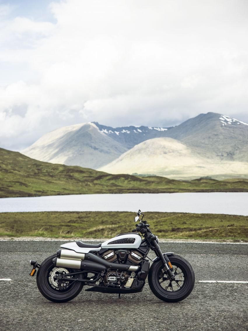 2021 Harley-Davidson Sportster S revealed – 121 hp, 127 Nm of torque, with liquid-cooled 1,250 cc V-twin Image #1318836