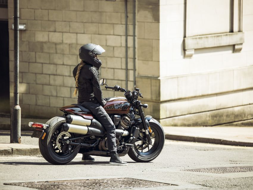 2021 Harley-Davidson Sportster S revealed – 121 hp, 127 Nm of torque, with liquid-cooled 1,250 cc V-twin Image #1318844