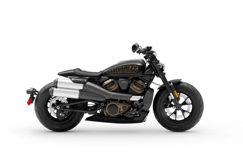 2021 Harley-Davidson Sportster S revealed – 121 hp, 127 Nm of torque, with liquid-cooled 1,250 cc V-twin Image #1318819