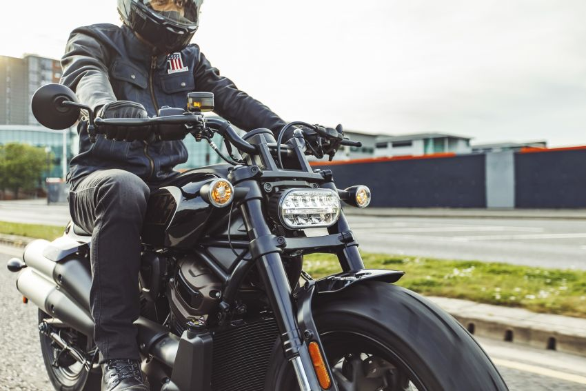 2021 Harley-Davidson Sportster S revealed – 121 hp, 127 Nm of torque, with liquid-cooled 1,250 cc V-twin Image #1318847