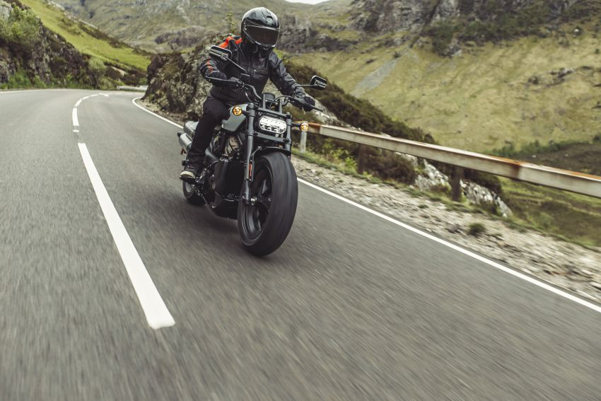 2021 Harley-Davidson Sportster S revealed – 121 hp, 127 Nm of torque, with liquid-cooled 1,250 cc V-twin Image #1318848