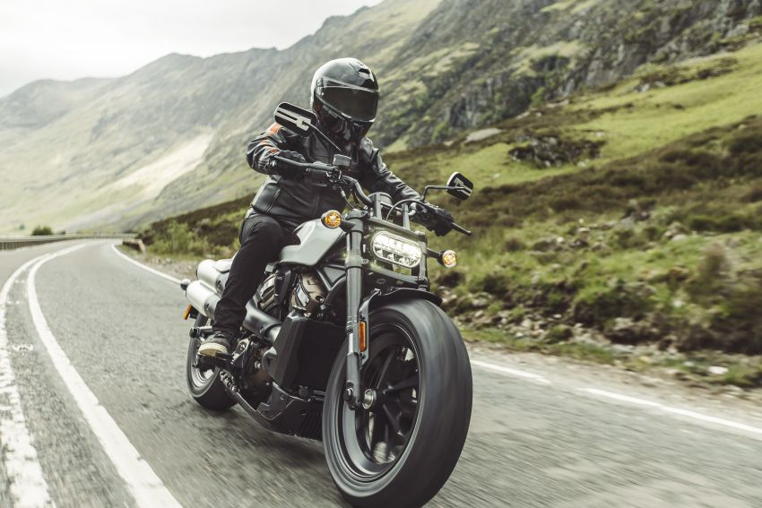 2021 Harley-Davidson Sportster S revealed – 121 hp, 127 Nm of torque, with liquid-cooled 1,250 cc V-twin Image #1318850