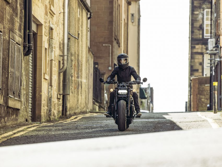 2021 Harley-Davidson Sportster S revealed – 121 hp, 127 Nm of torque, with liquid-cooled 1,250 cc V-twin Image #1318852