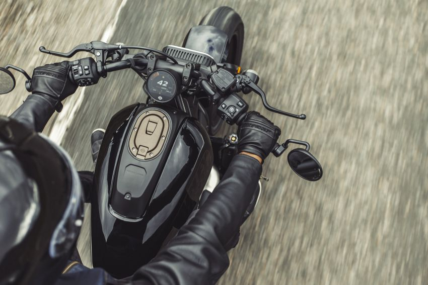 2021 Harley-Davidson Sportster S revealed – 121 hp, 127 Nm of torque, with liquid-cooled 1,250 cc V-twin Image #1318853