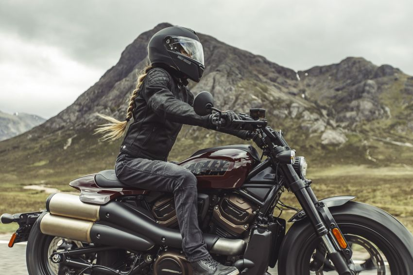 2021 Harley-Davidson Sportster S revealed – 121 hp, 127 Nm of torque, with liquid-cooled 1,250 cc V-twin Image #1318854
