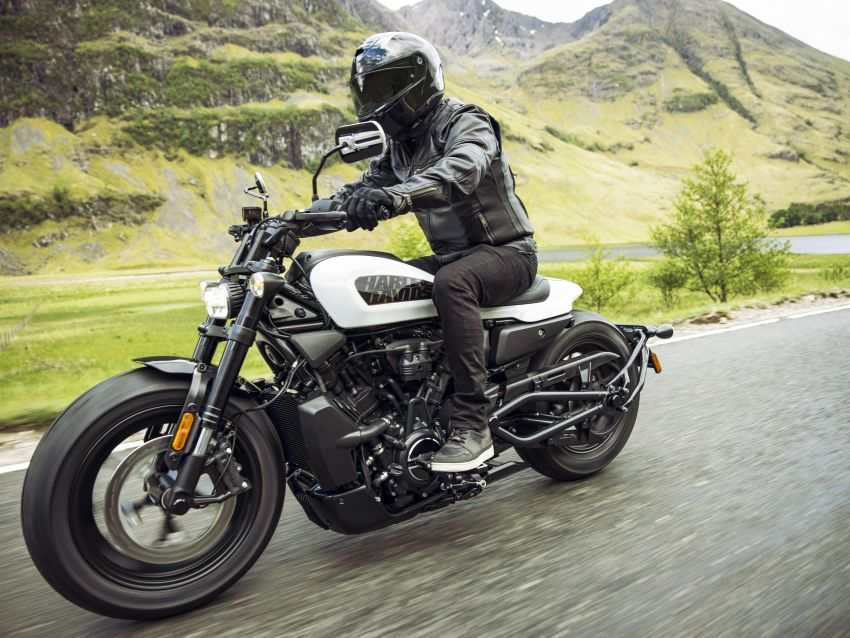 2021 Harley-Davidson Sportster S revealed – 121 hp, 127 Nm of torque, with liquid-cooled 1,250 cc V-twin Image #1318855