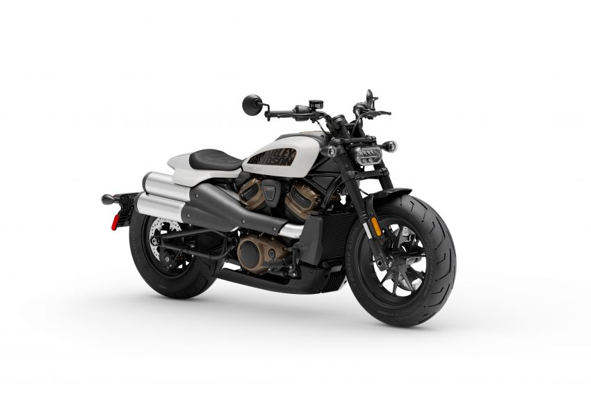 2021 Harley-Davidson Sportster S revealed – 121 hp, 127 Nm of torque, with liquid-cooled 1,250 cc V-twin Image #1318820