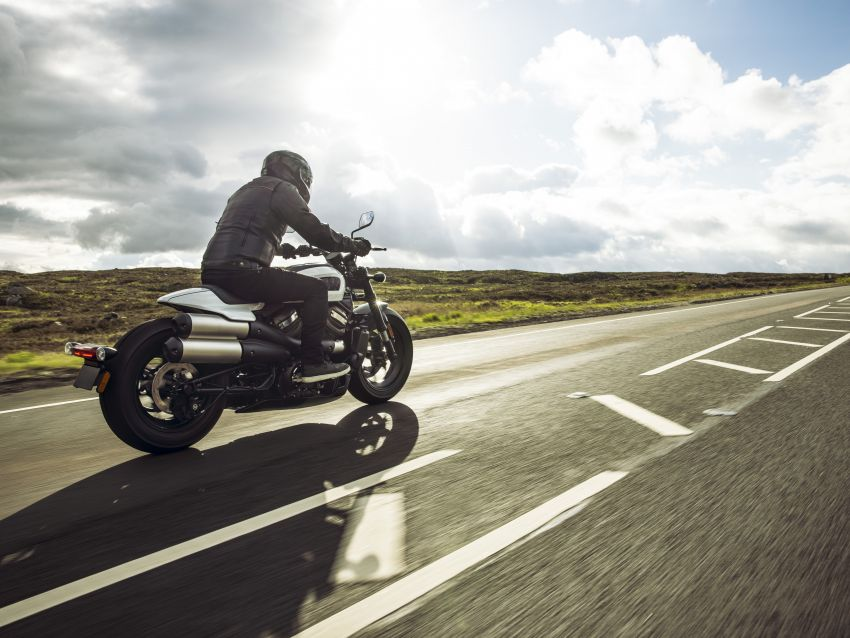 2021 Harley-Davidson Sportster S revealed – 121 hp, 127 Nm of torque, with liquid-cooled 1,250 cc V-twin Image #1318856