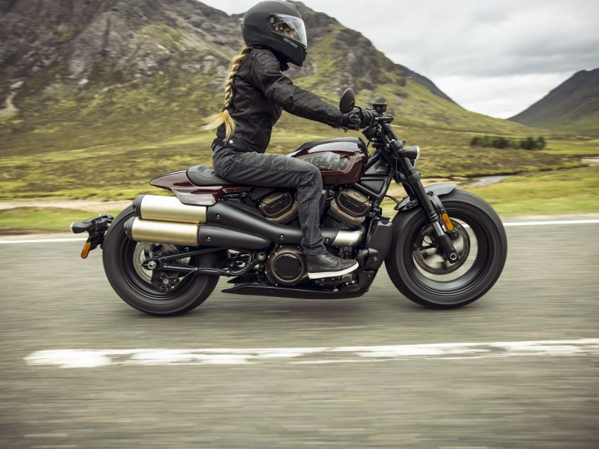 2021 Harley-Davidson Sportster S revealed – 121 hp, 127 Nm of torque, with liquid-cooled 1,250 cc V-twin Image #1318857