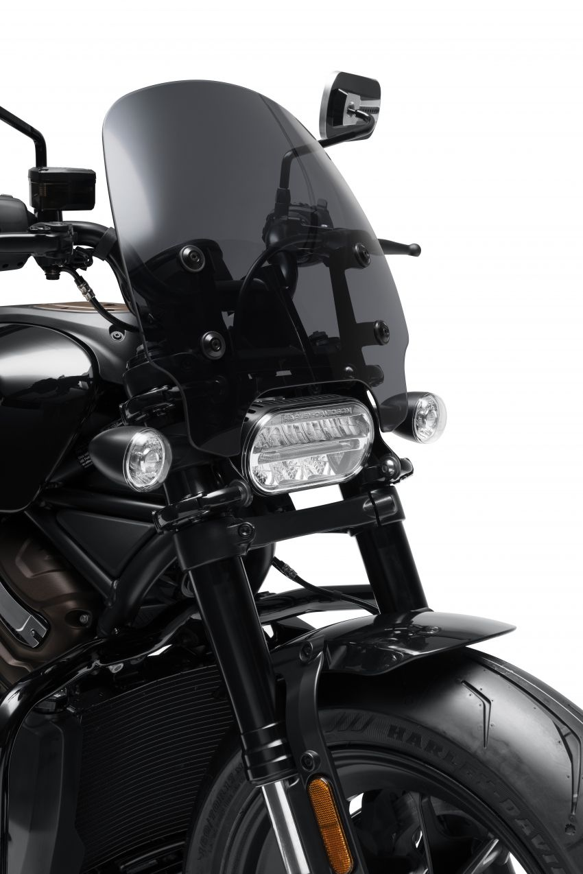 2021 Harley-Davidson Sportster S revealed – 121 hp, 127 Nm of torque, with liquid-cooled 1,250 cc V-twin Image #1318858