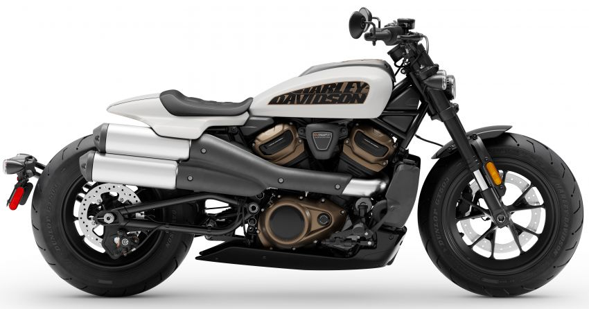 2021 Harley-Davidson Sportster S revealed – 121 hp, 127 Nm of torque, with liquid-cooled 1,250 cc V-twin Image #1318822