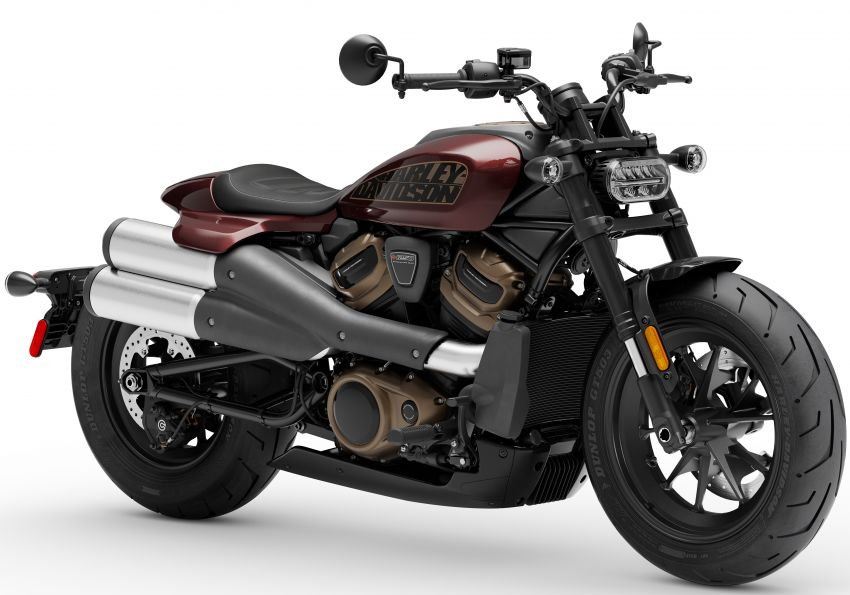 2021 Harley-Davidson Sportster S revealed – 121 hp, 127 Nm of torque, with liquid-cooled 1,250 cc V-twin Image #1318823