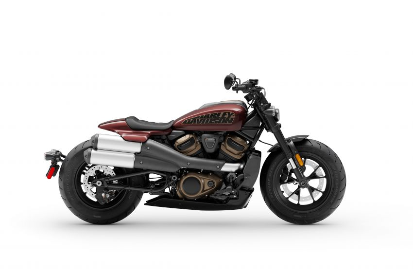 2021 Harley-Davidson Sportster S revealed – 121 hp, 127 Nm of torque, with liquid-cooled 1,250 cc V-twin Image #1318825