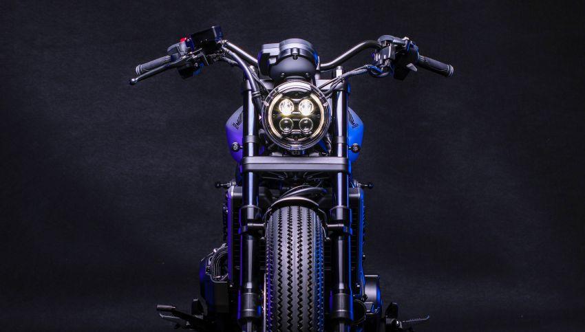 FCR Original transforms the Honda CMX1100 Rebel Image #1318213