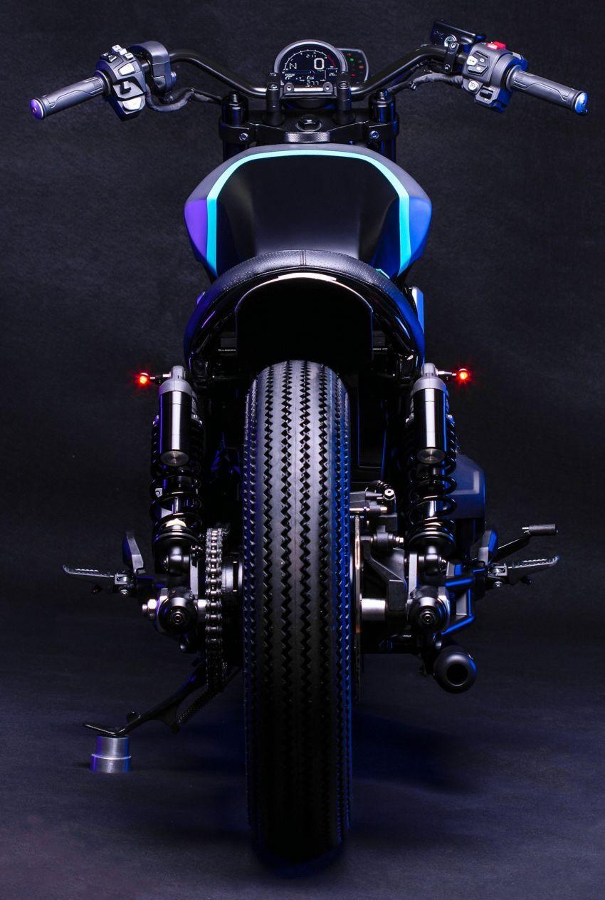 FCR Original transforms the Honda CMX1100 Rebel Image #1318215