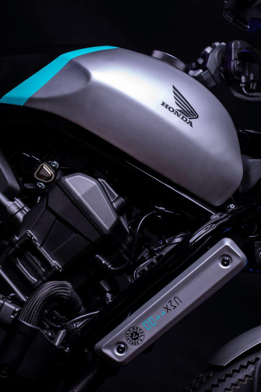 FCR Original transforms the Honda CMX1100 Rebel Image #1318202
