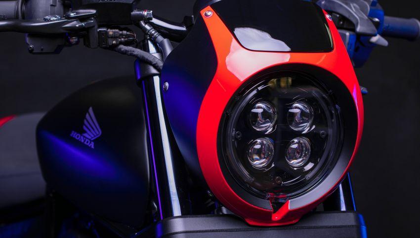 FCR Original transforms the Honda CMX1100 Rebel Image #1318150