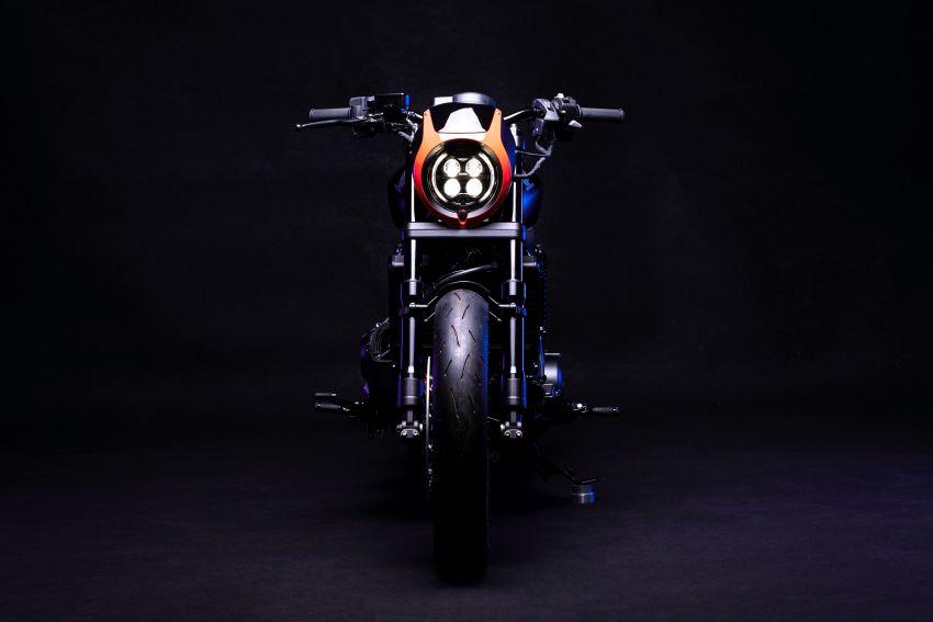 FCR Original transforms the Honda CMX1100 Rebel Image #1318153