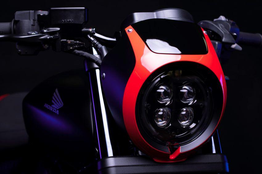 FCR Original transforms the Honda CMX1100 Rebel Image #1318155