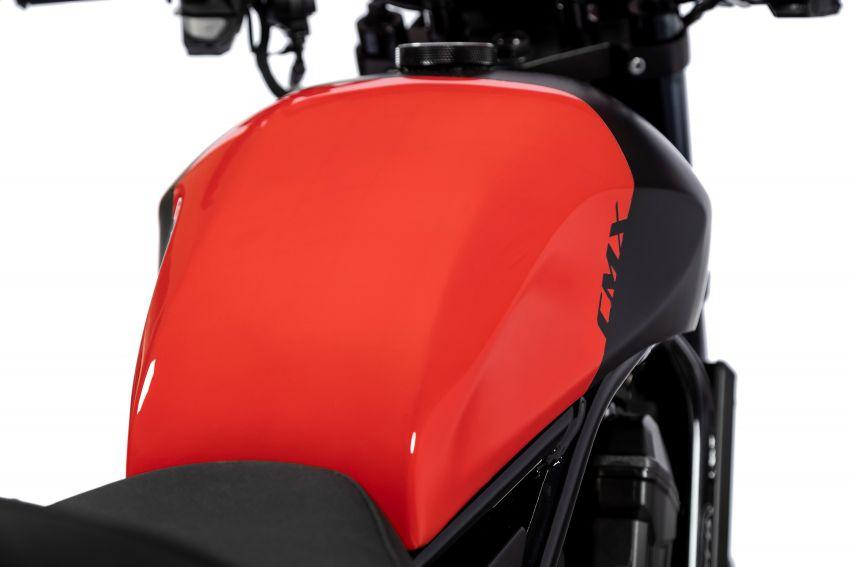 FCR Original transforms the Honda CMX1100 Rebel Image #1318159