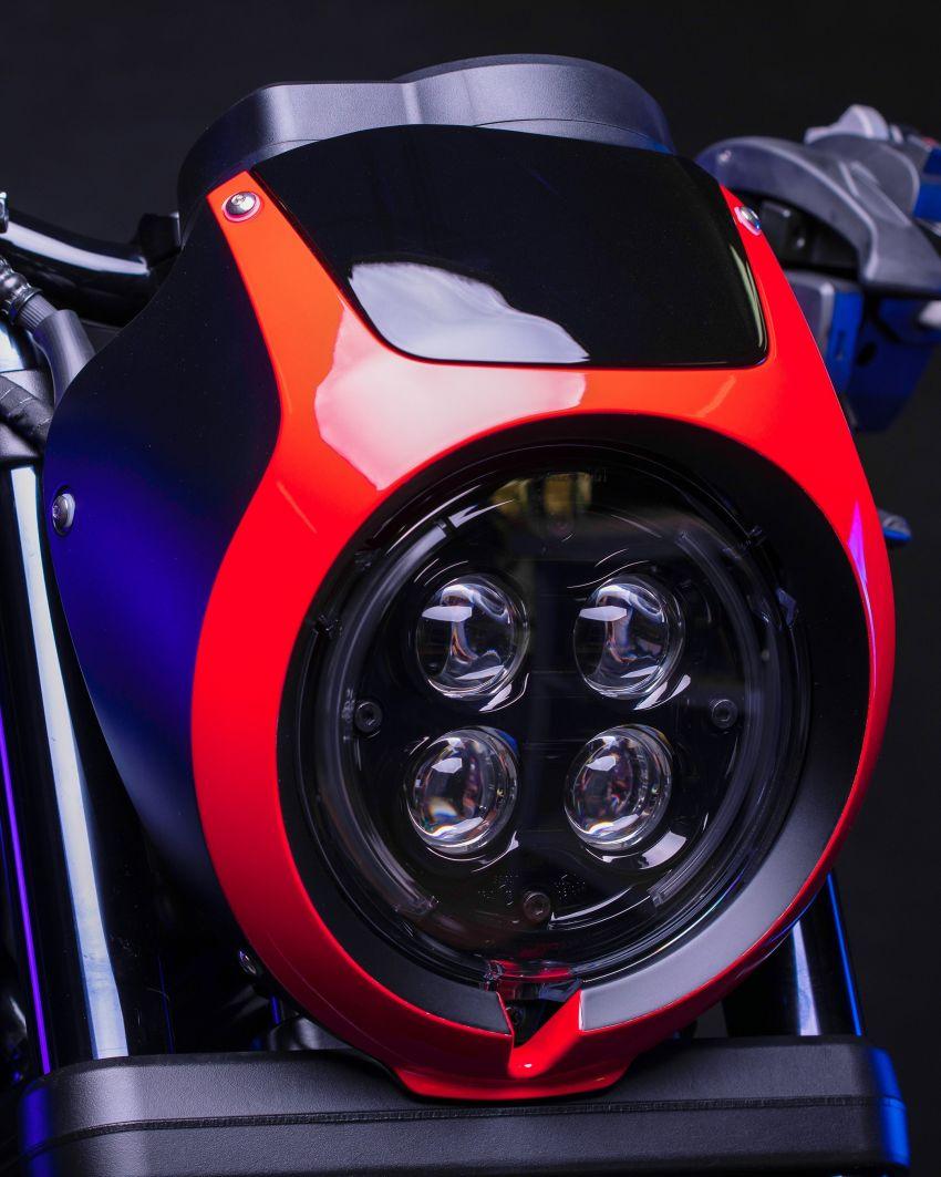 FCR Original transforms the Honda CMX1100 Rebel Image #1318176