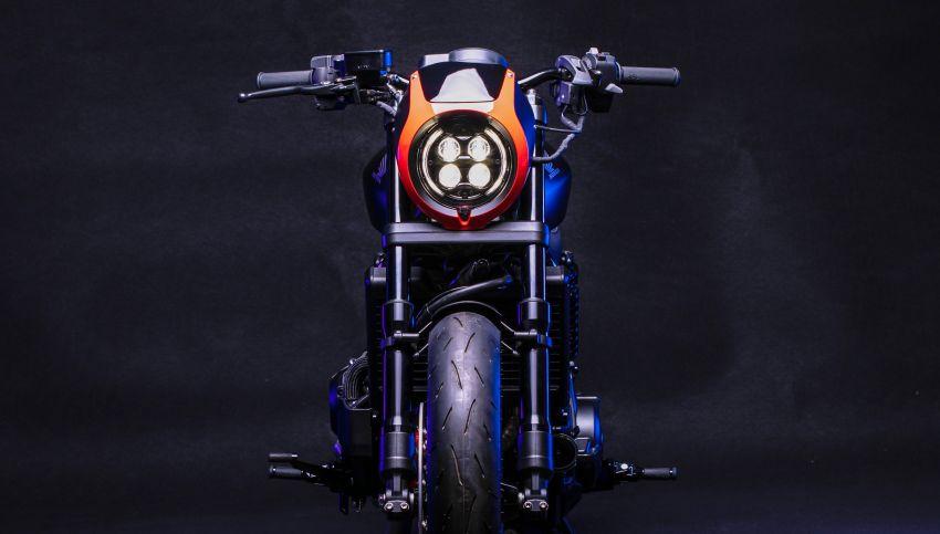 FCR Original transforms the Honda CMX1100 Rebel Image #1318145