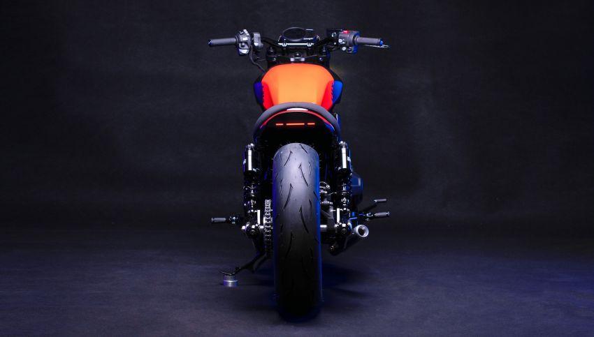 FCR Original transforms the Honda CMX1100 Rebel Image #1318147