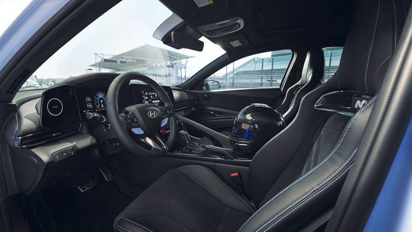 Hyundai Elantra N didedahkan – sedan prestasi dengan enjin 2.0L Turbo, berkuasa 280 PS/392 Nm! Image #1319271