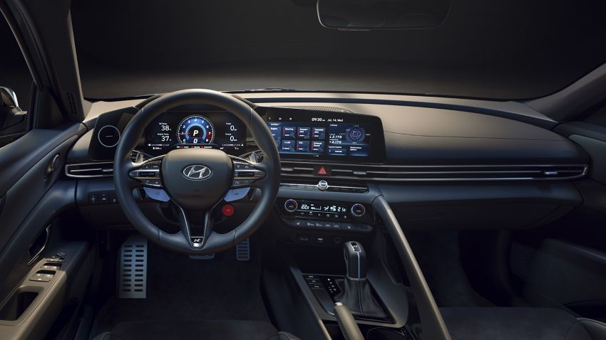 Hyundai Elantra N didedahkan – sedan prestasi dengan enjin 2.0L Turbo, berkuasa 280 PS/392 Nm! Image #1319275