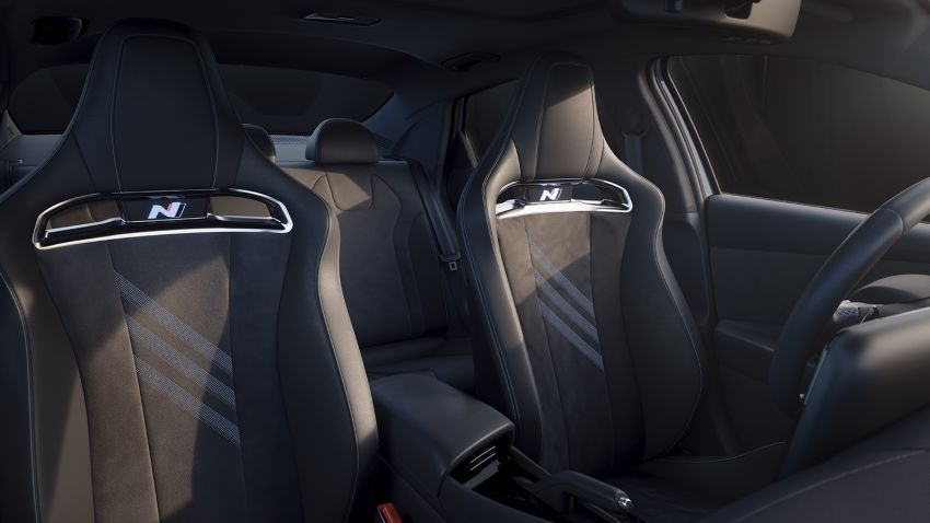 Hyundai Elantra N didedahkan – sedan prestasi dengan enjin 2.0L Turbo, berkuasa 280 PS/392 Nm! Image #1319279