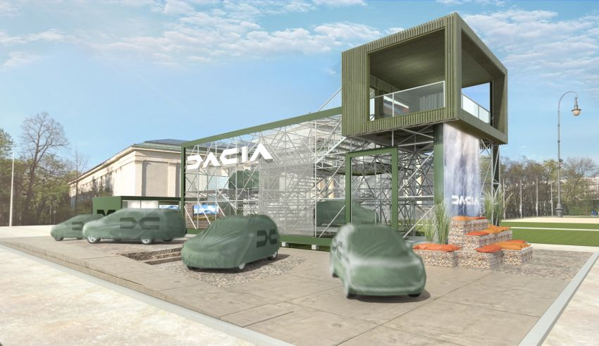 Dacia to reveal new 7-seater family car at Munich show Image #1317654