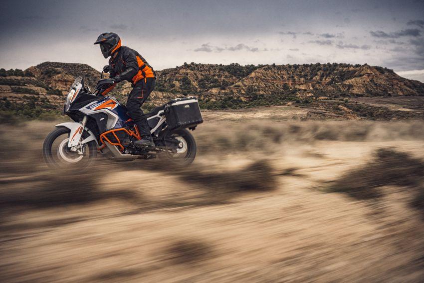 2021 KTM 1290 Super Adventure S in M'sia, RM132k Image #1324336