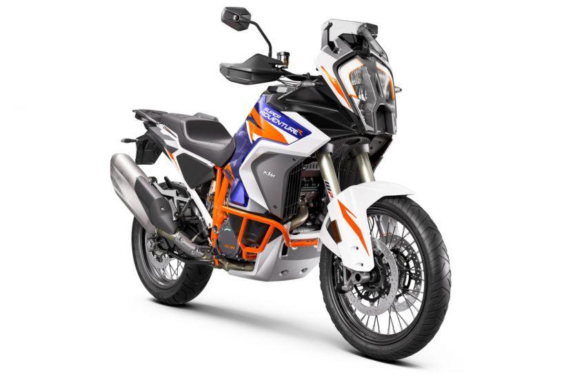 2021 KTM 1290 Super Adventure S in M'sia, RM132k Image #1324328