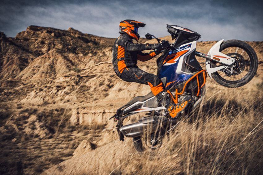 2021 KTM 1290 Super Adventure S in M'sia, RM132k Image #1324333
