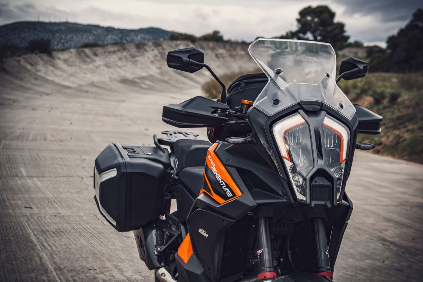 2021 KTM 1290 Super Adventure S in M'sia, RM132k Image #1324347