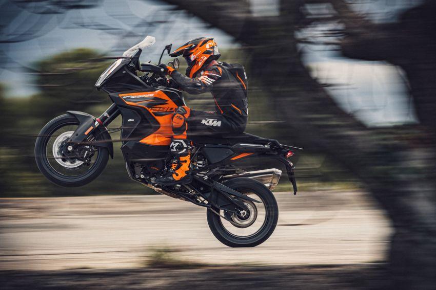 2021 KTM 1290 Super Adventure S in M'sia, RM132k Image #1324349