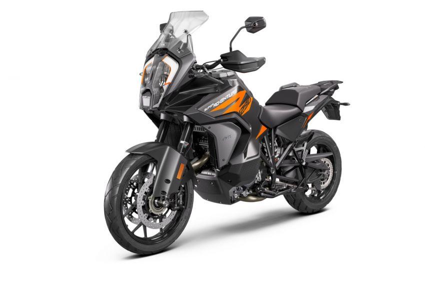 2021 KTM 1290 Super Adventure S in M'sia, RM132k Image #1324339