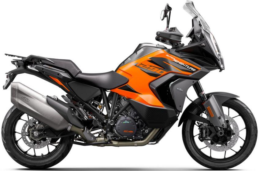 2021 KTM 1290 Super Adventure S in M'sia, RM132k Image #1324341
