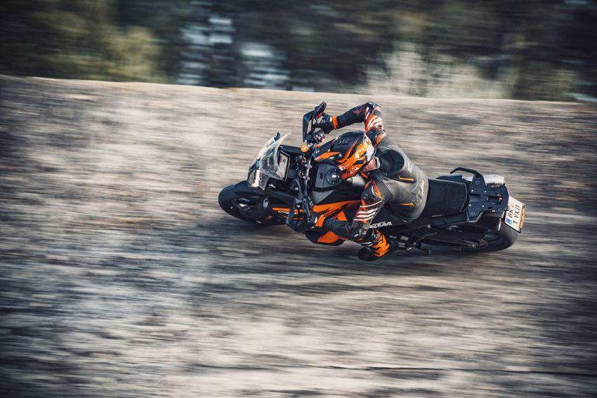2021 KTM 1290 Super Adventure S in M'sia, RM132k Image #1324345